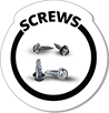 gutter guard screws